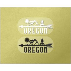 Oregon Clear 2/pk