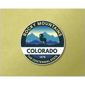 "Colorado 3.6"" Circle"
