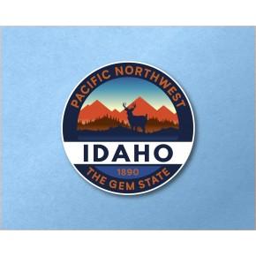 """Idaho 3.6"""" Circle"""