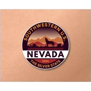 """Nevada 3.6"""" Circle"""