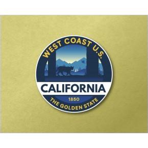 "California 3.6"" Circle"