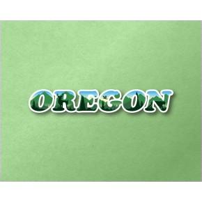 Oregon Panoramic Text VT