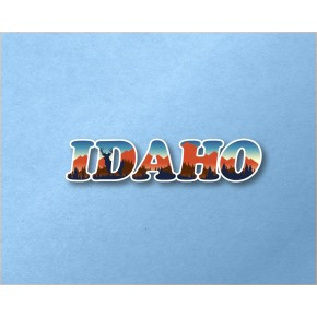 Idaho Panoramic Text VT