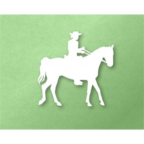 Horse & Rider VT