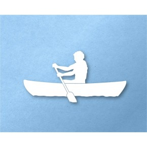 Canoe White VT