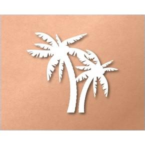 Palm Tree White VT