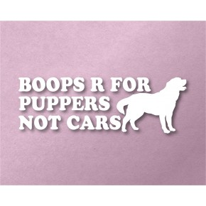 Boops R For Puppers Pet...