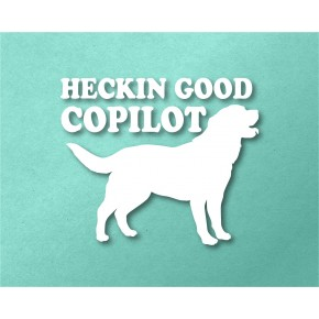Heckin Good CoPilot Pet...