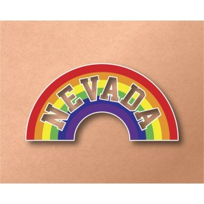 Nevada Rainbow Vinyl Transfer