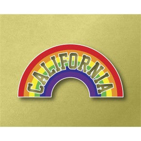 California Rainbow Vinyl...