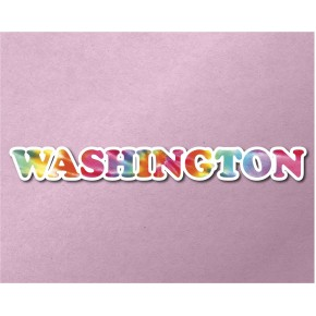 Washington Chrome Tie Dye...