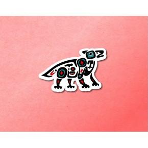 PNW Totem: Wolf