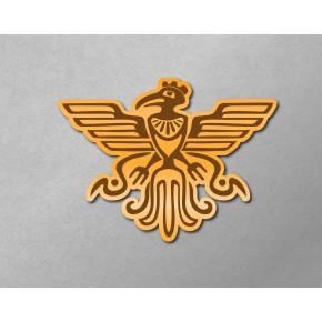 Aztec-Inca Totem: Phoenix