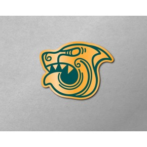 Aztec-Inca Totem: Shark